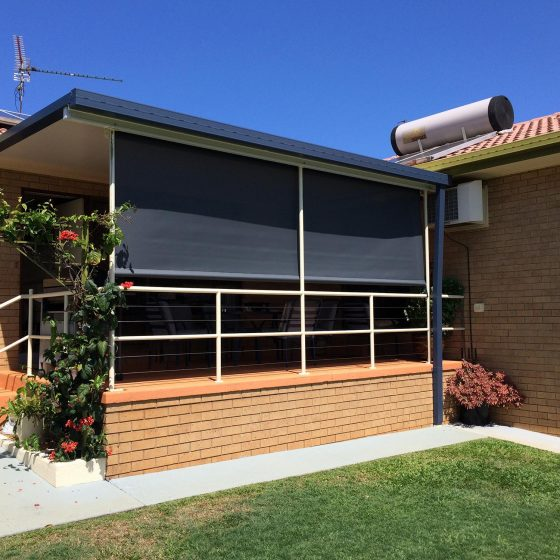 canvas awnings Brisbane